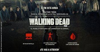 ¿Podrás sobrevivir al estreno de la 7ª temporada de The Walking Dead?