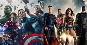 Historia o estilo: La gran diferencia entre las películas de Marvel y DC