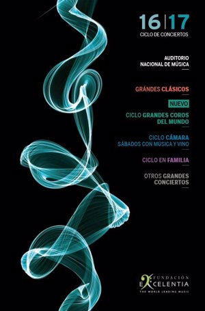 La Fundación Excelentia se dirige a las familias con el concierto 'Bach y amigos' el próximo 30 de octubre en Madrid