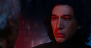 Star Wars: J.J. Abrams revela el gran secreto de Kylo Ren en su escena...