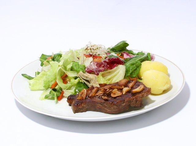 Imagen de un almuerzo