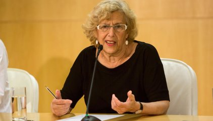 """Carmena plantea establecer el camino de la Trashumancia como """"un paseo habitual"""""""
