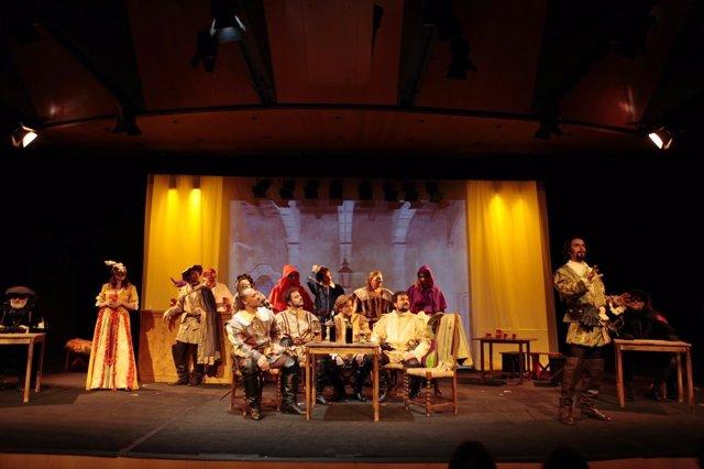 La Compañía Teatral Amigos del Tenorio