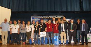 Fernández Caballero y Luna Romero ganan el Campeonato de España de...