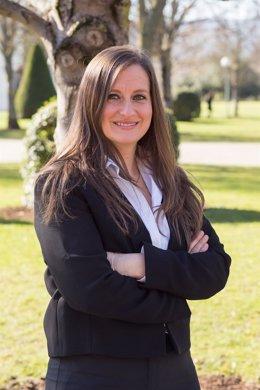 La investigadora de la UPNA Paola Morales