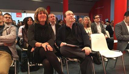 """Marín sobre la posició del PSC: """"Serem coherents amb el nostre electorat"""""""
