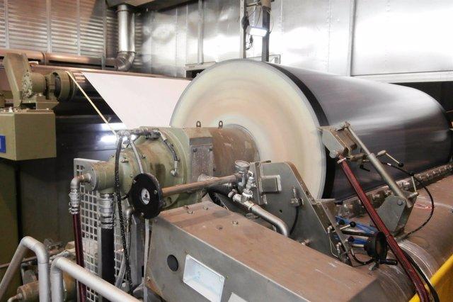 Maquinaria para fabricación de papel
