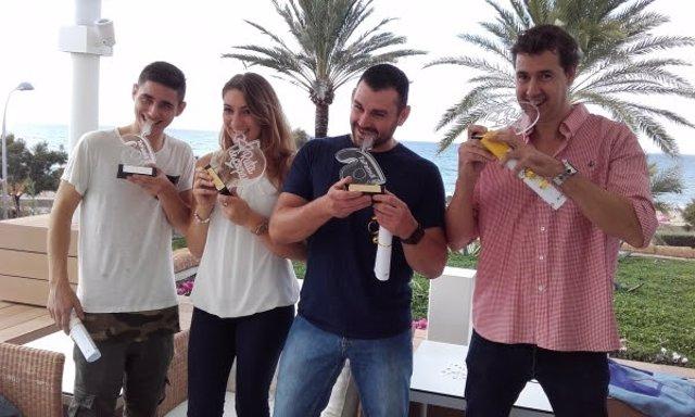 Ganadores de TaPalma 2016