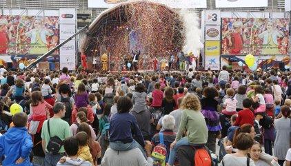 La XX Festa dels Súpers tanca amb uns 200.000 assistents