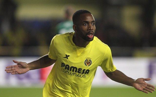 Cedric Bakambu, jugador del Villarreal