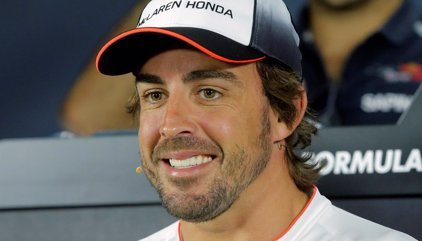 """Alonso: """"Estoy muy contento por ese ataque final"""""""
