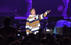 Justin Bieber no soporta los gritos de los fans