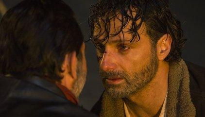 The Walking Dead revela la víctima de Negan en el desolador inicio de su 7ª temporada