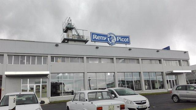 Reny Picot, leche, industria, Inlac, Industrias lácteas asturianas