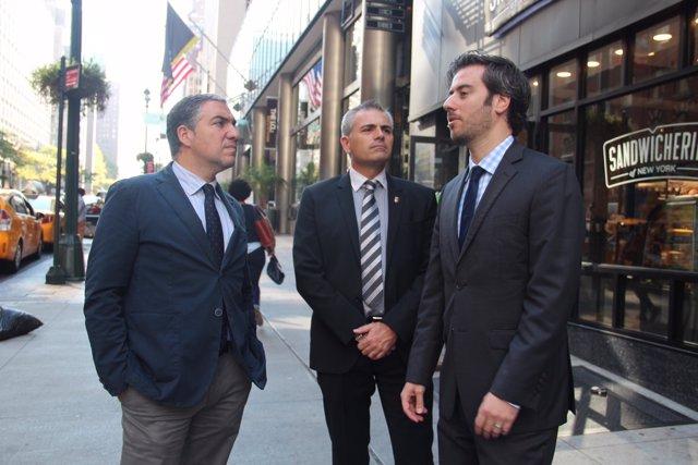 Málaga refuerza su presencia en EE.UU tras una semana de acciones promocionales
