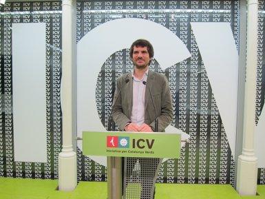 Urtasun (ICV) demana al PSC que el seu 'no' a Rajoy s'estengui als PGE (EUROPA PRESS)