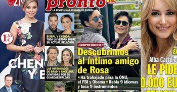 Chenoa y Bisbal en la actualidad, Alba Carrillo pide 120.000 euros y el...
