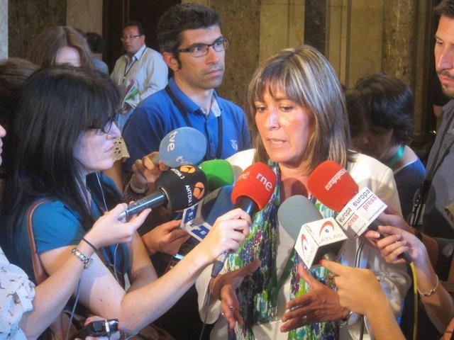 Núria Marín (PSC)