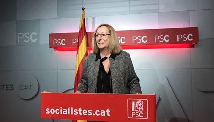 """El PSC descarta trencar amb el PSOE i li demana """"comprendre la realitat catalana"""""""
