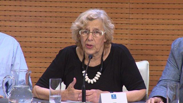 """Carmena cree que el CIE es una institución """"fracasada"""""""