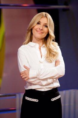 Cayetana Guillén Cuervo presentará la gala de clausura de Fical 2016.