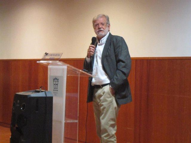 Juan Carlos Rodríguez Ibarra, ex presidente de Extremadura