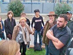 Els 37 interns del CIE de Barcelona en vaga de fam deixen la protesta (EUROPA PRESS)