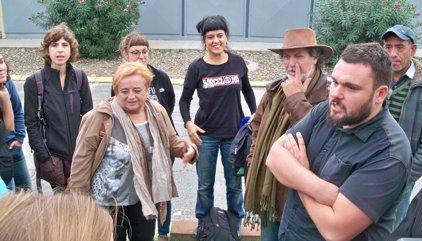 Els 37 interns del CIE de Barcelona en vaga de fam deixen la protesta