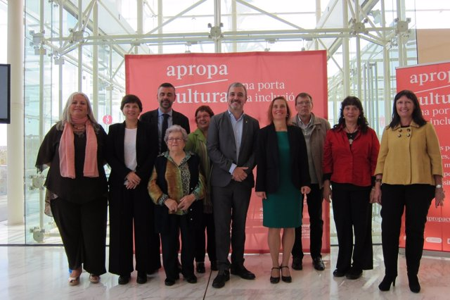 Presentación del programa Apropa Cultura 2017