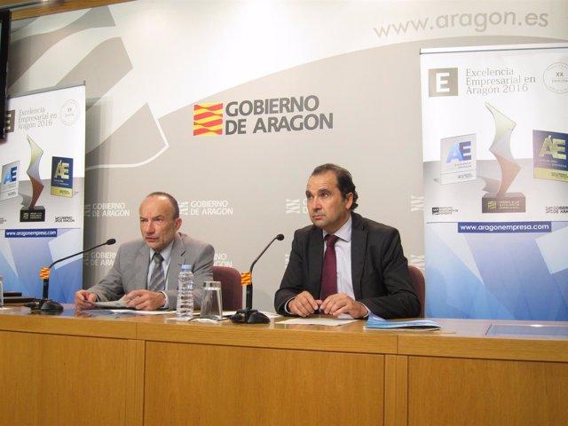 Tejedor y Arnau han presentado hoy el Mes de la Excelencia Empresarial