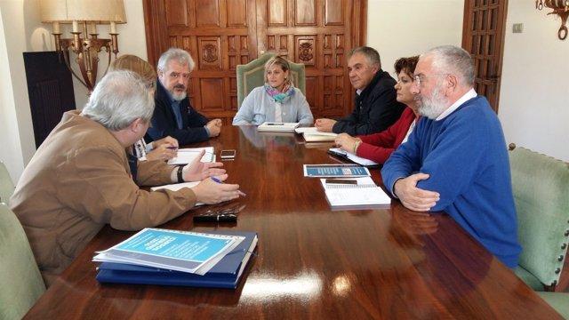 Reunión Ayto-UC