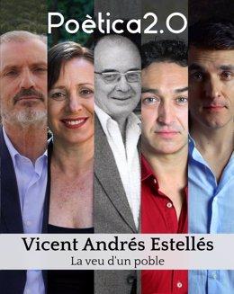 APP sobre los versos de Vicent Andrés Estellés