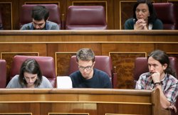 Podem reprèn l'ofensiva contra el PSOE després de l'abstenció i torna a amenaçar amb trencar pactes autonòmics (CONGRESO)