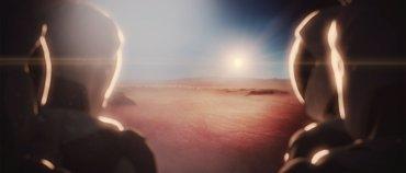 Elon Musk piensa en droides mineros para construir su hábitat en Marte (SPACE X/YOUTUBE)