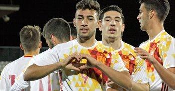 La vuelta del España-Austria se jugará en el Carlos Belmonte