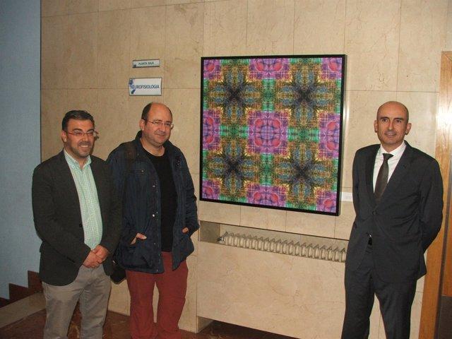 Imágenes de la exposición 'Almanzuelas', de Juan Luis García