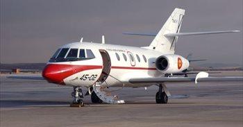 Un supuesto OVNI, visto desde el avión oficial de Adolfo Suárez en 1980