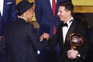 Ocho futbolistas iberoamericanos nominados al Balón de Oro