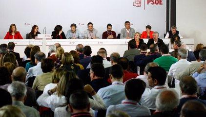 Siete 'barones' del PSOE piden una abstención técnica, limitada a 11 diputados
