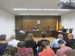 Els regidors de Badalona preveuen comparèixer aquest dimarts davant del jutge pel 12-O (EUROPA PRESS)
