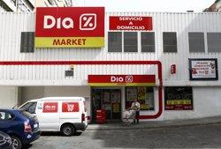 Dia manté estable el seu benefici en 107,5 milions fins a setembre i eleva les seves vendes a Espanya un 2% (EUROPA PRESS)