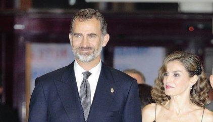 La reina Letizia vuelve a los brazos de Pablo y Mayaya
