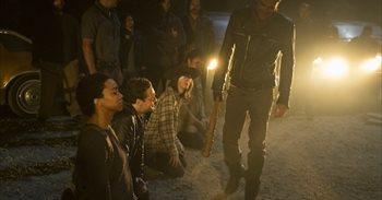 The Walking Dead: Filtrado un vídeo con otra víctima de Negan en el 7x01