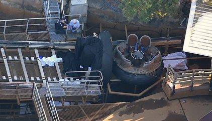 Un mínim de quatre morts en un accident en un parc d'atraccions d'Austràlia