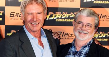 George Lucas se desvincula de Indiana Jones 5
