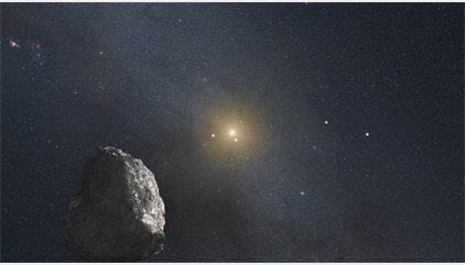 El 'rebelde' Niku parece alineado con otros 5 objetos transneptunianos