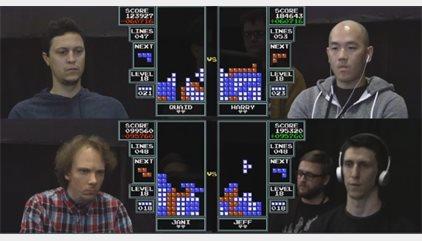 Tetris reuneix els millors jugadors al Campionat Mundial