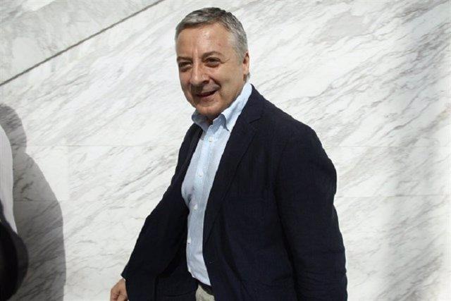 José Blanco, presidente de Mesa del Comité Federal del PSOE