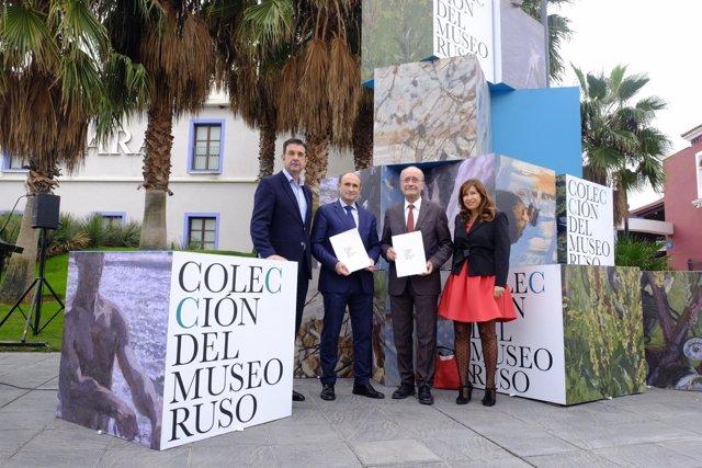 El Ayuntamiento De Málaga Informa: EL AYUNTAMIENTO DE MÁLAGA Y PLAZA MAYOR FIRMA