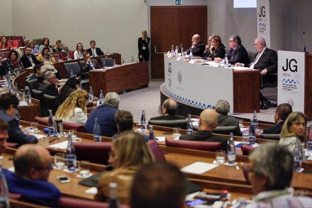 XIV Jornadas de Juntas de Gobierno de Colegios de abogados catalanes